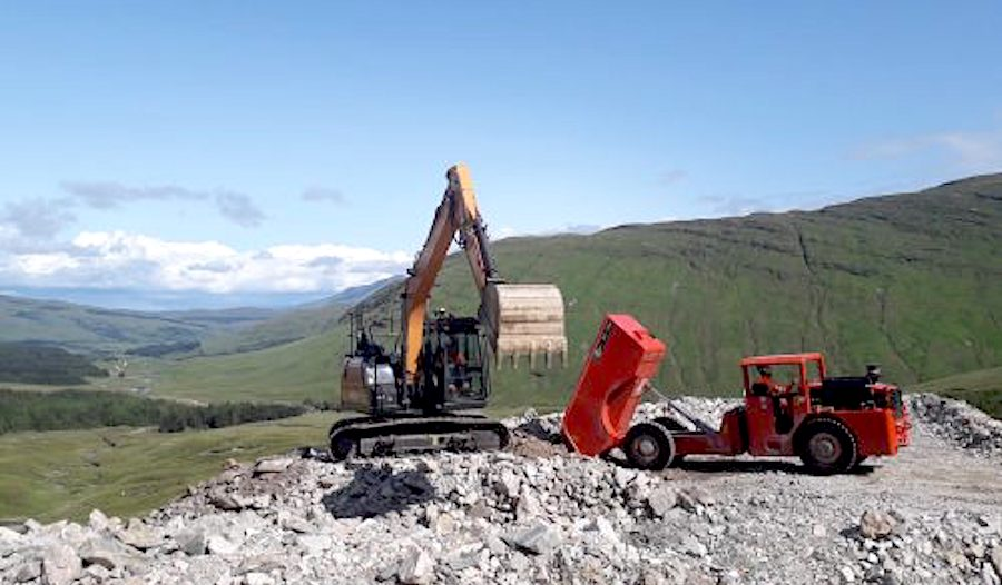 Scotgold shares fall on Conish mine's delayed ramp-up