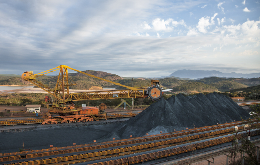 Brazil's mineral production totaled 1 billion tonnes in 2020, up 2,5%