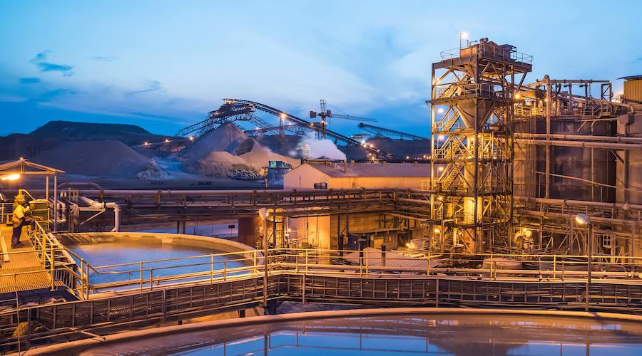 Barrick reports strong financials in 2020