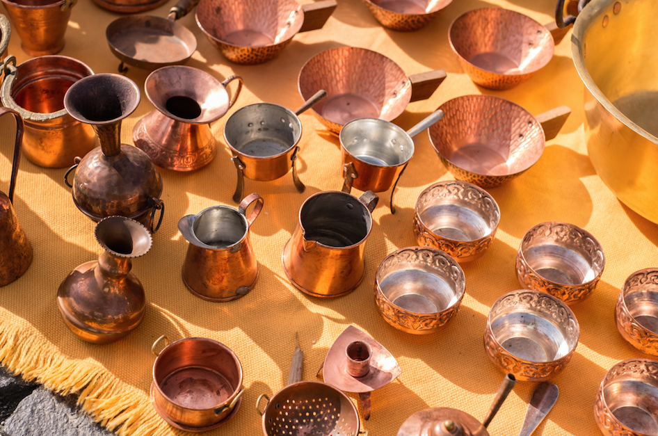 The metals of antiquity - copper