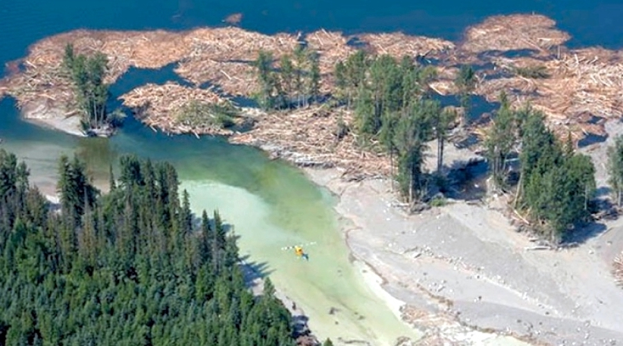 Over a hundred known, potentially contaminated mine waste sites in British Columbia - NGOs
