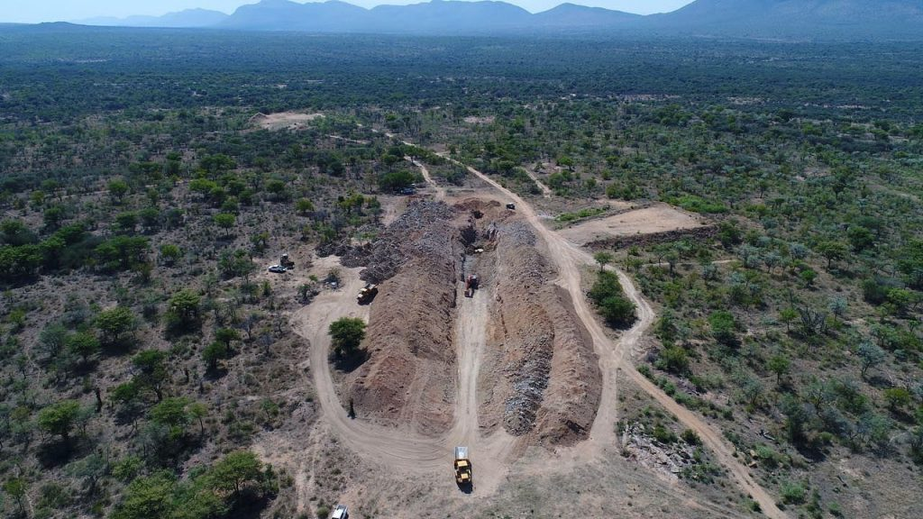 Botswana finds 11 diamonds at Thorny River project