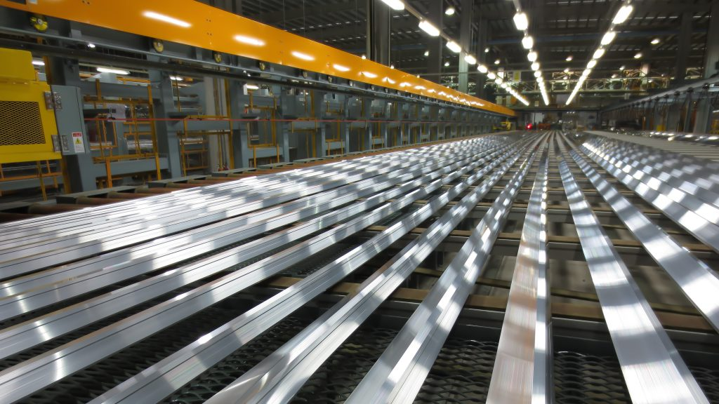 Aluminum price hits one-month low on China's move to sell state reserves
