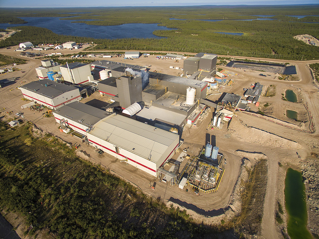 Denison Mines added to S&P/TSX Composite Index, stock soars