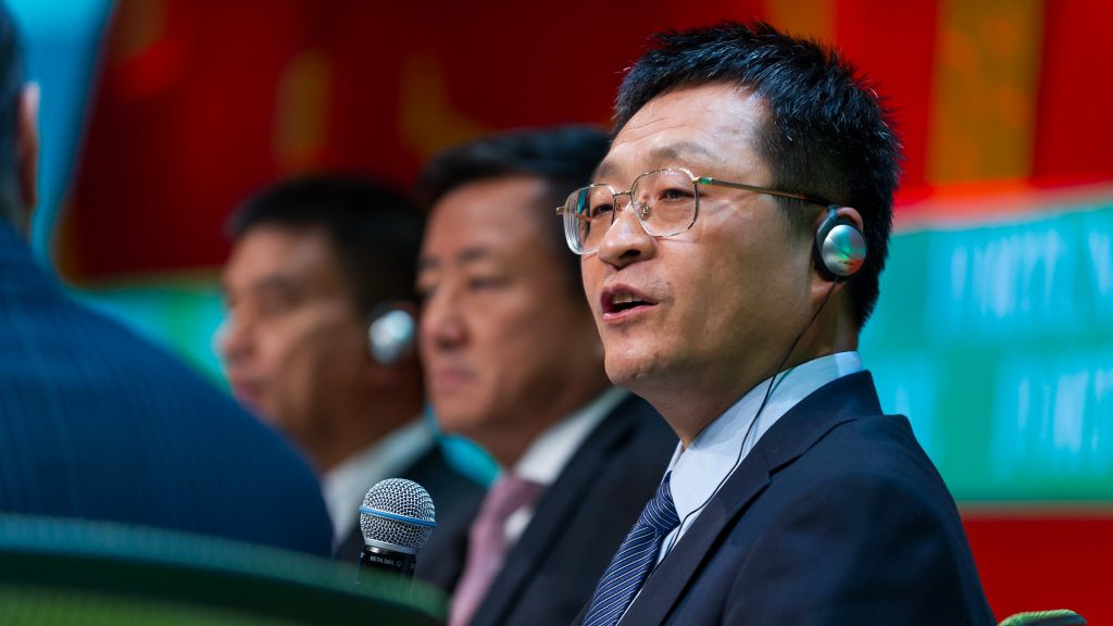 China metals body chief warns of speculation risk amid volatile prices