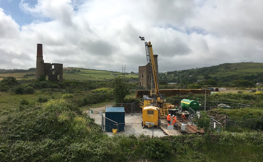 Cornish Metals closer to reopening tin-copper mine in the UK