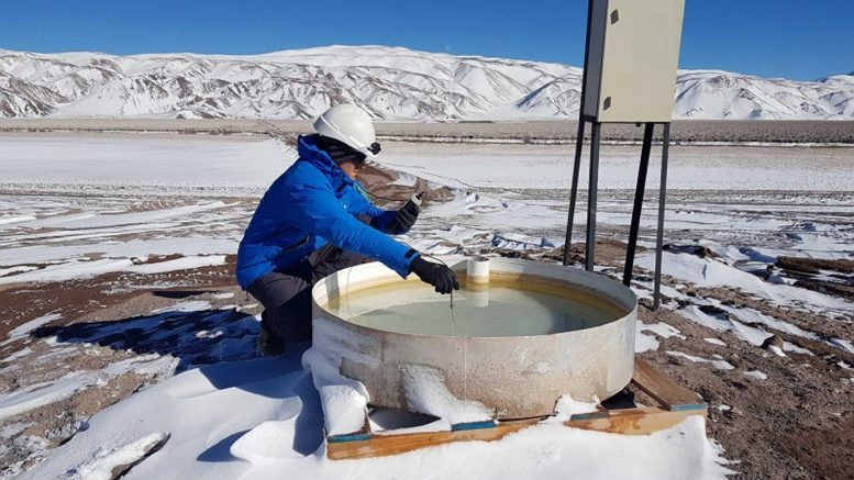 Lithium extraction techniques increasingly under ESG scrutiny – Fitch report