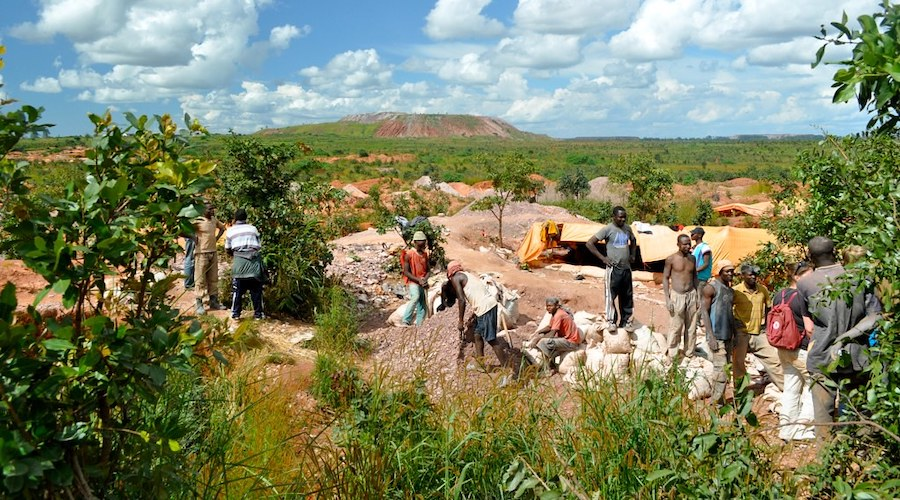 Artisanal miners could lead Congo to become world's fourth-largest cobalt producer