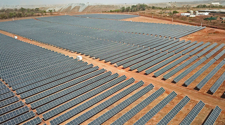 """B2Gold commissions """"world's largest"""" off-grid solar-battery plant at Fekola"""
