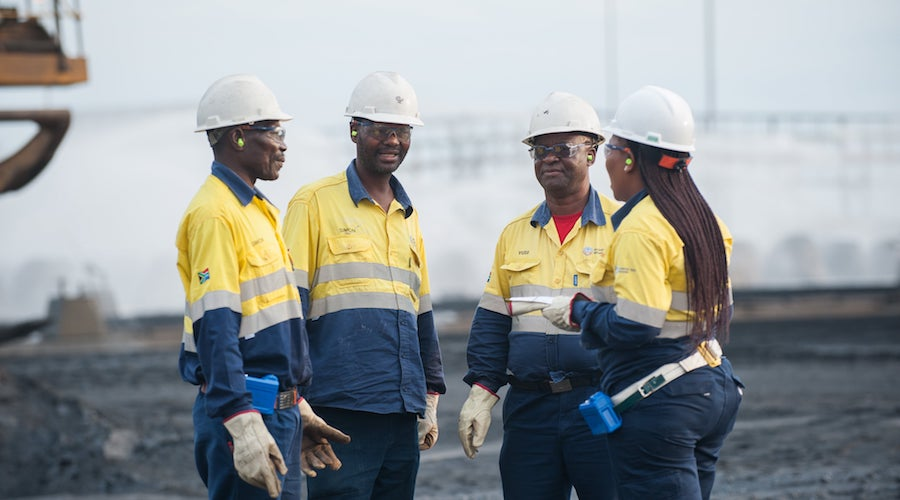 Rio Tinto Sout African project in limbo on security fear