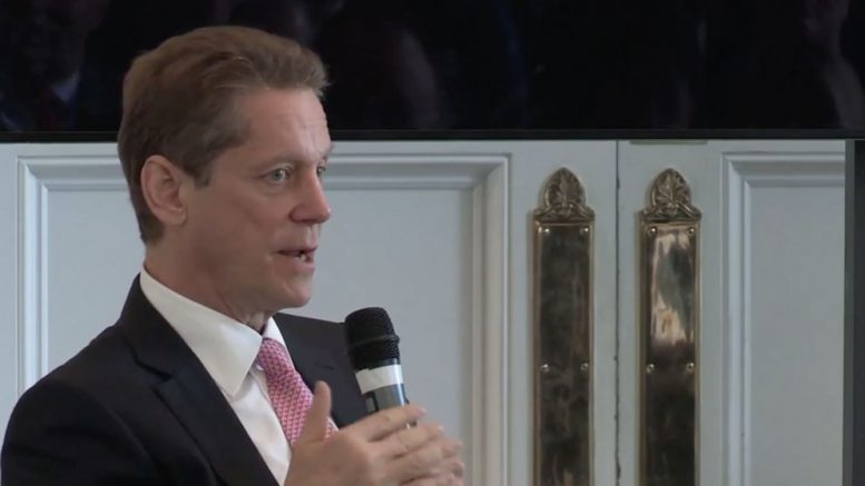 In depth interview: Friedland on the new world order