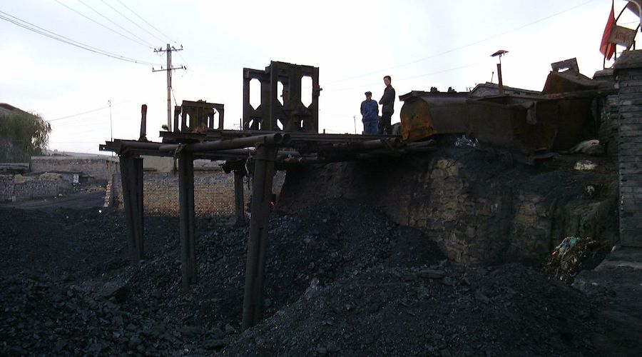 Xinjiang coal mine accident traps 21 - China state media