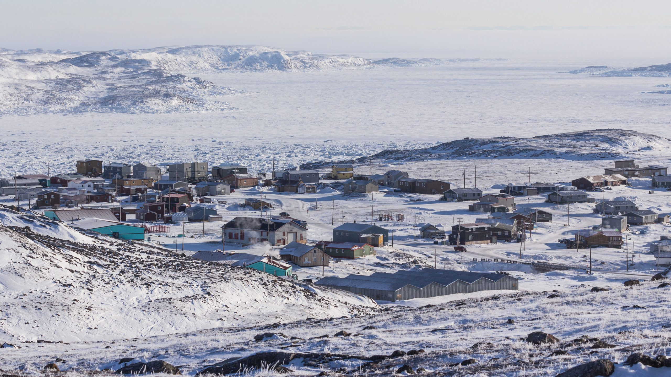 Inuit women working in mining report high levels of sexual harassment