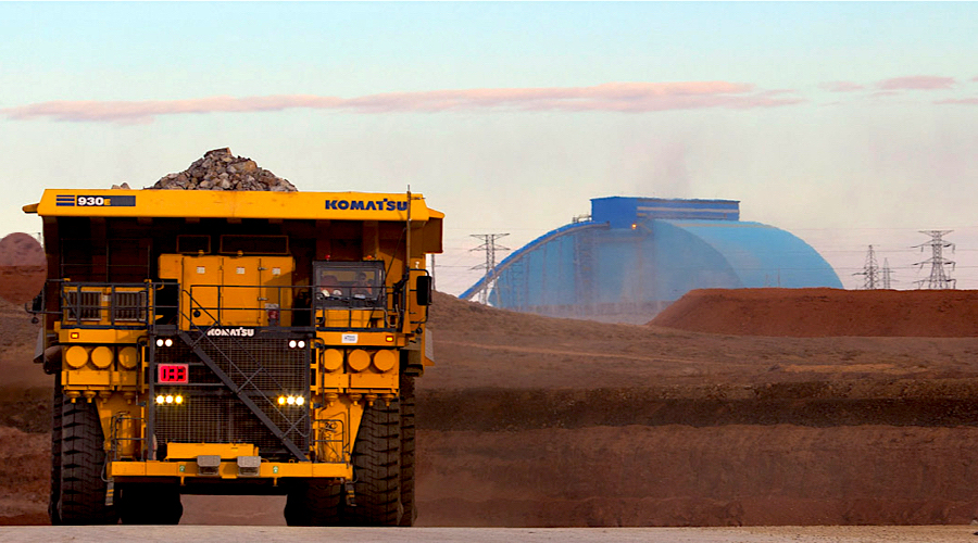 Rio Tinto, Turquoise Hill strike funding deal for Oyu Tolgoi