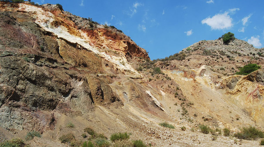 Cyprus-focused miner to recover metals from mine waste