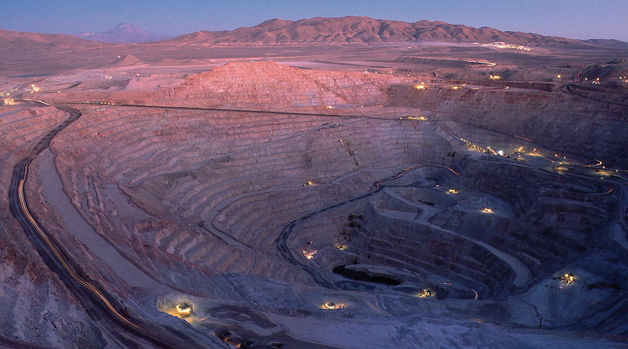From digging to electric fields: new technique proposed to extract metals from hard rock ore