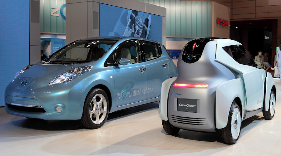 Nissan in alleged talks to build battery factory in the UK