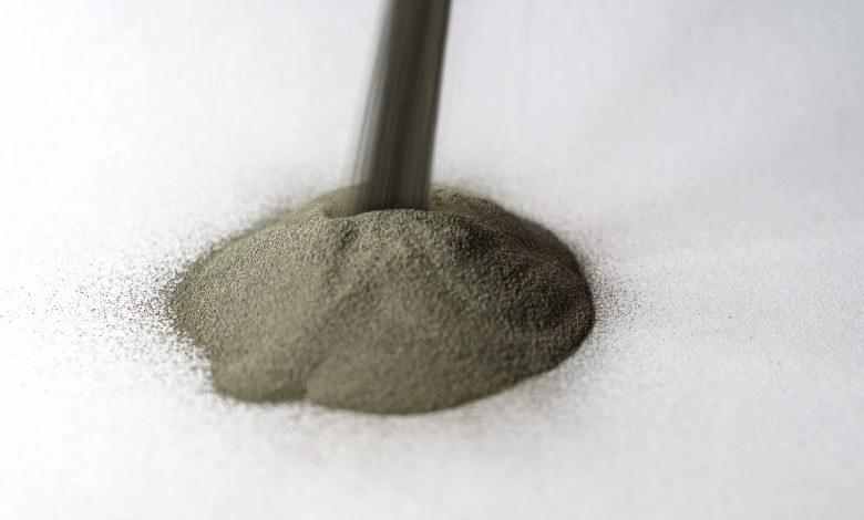Rio Tinto develops new atomised steel powder for 3D printing