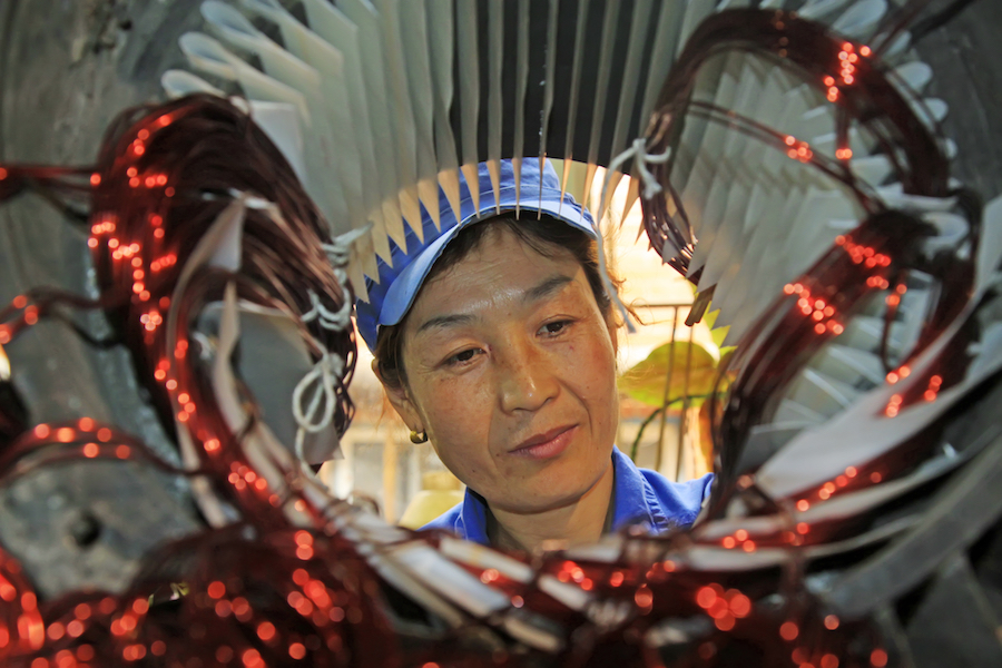 Chinese PMIs edge higher in May as supply gaps stoke price pressure