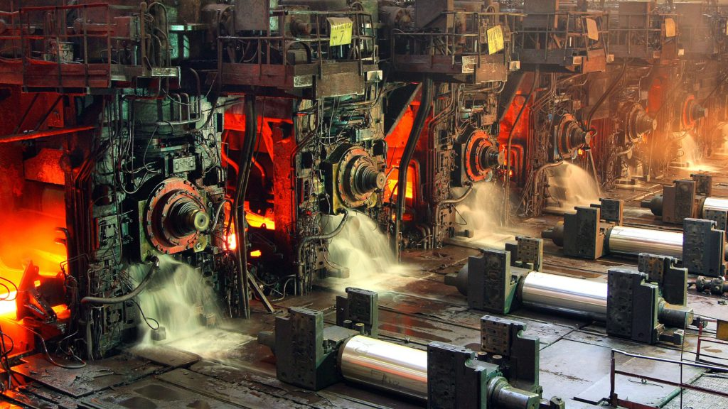Iron ore price rebounds as China steel output hits an all-time high