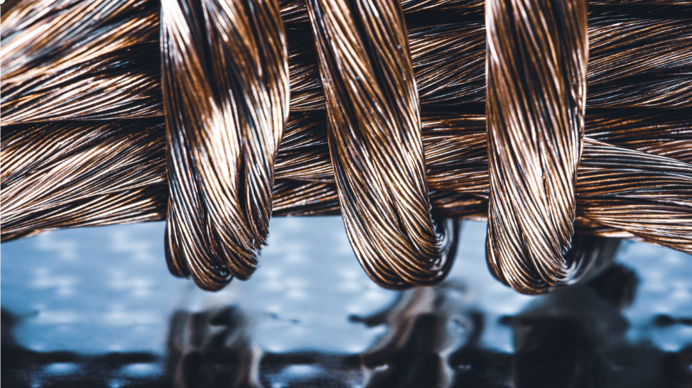 Copper price hit new high while Chinese impetus may be fading
