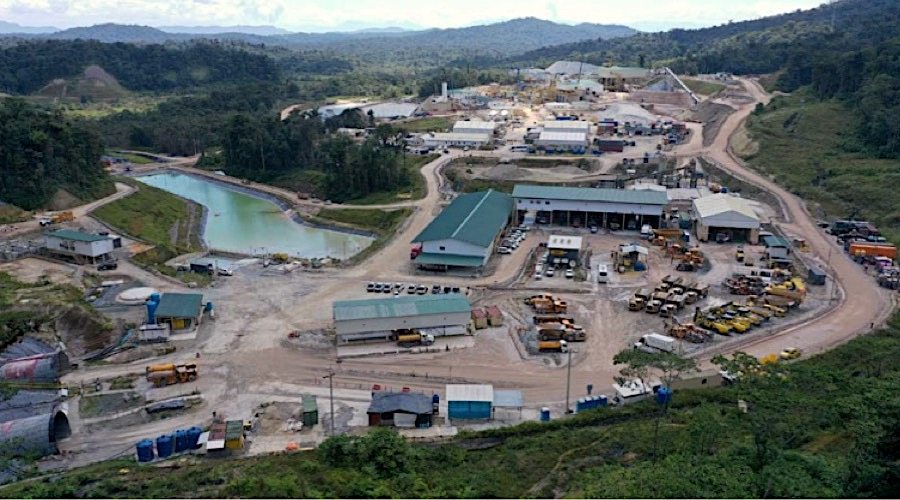 Lundin Gold sees record production at Fruta del Norte
