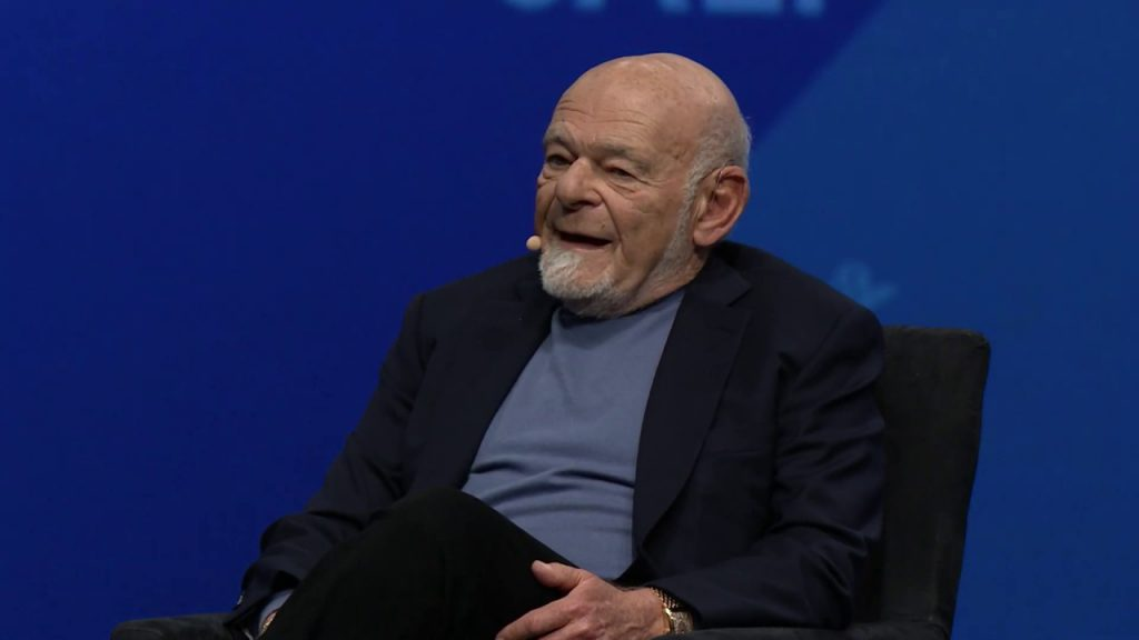 Sam Zell buys gold with inflation 'reminiscent of the '70s'