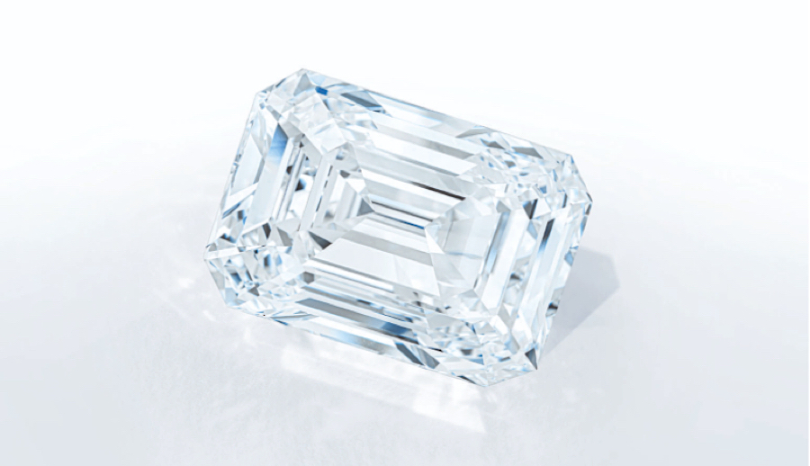 Largest ever Russian diamond fetches $14.1m at Christie's