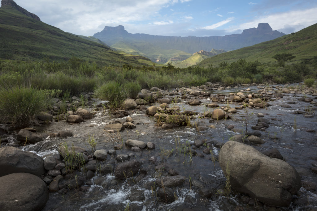 'Diamond rush' grips South African village after discovery of unidentified stones