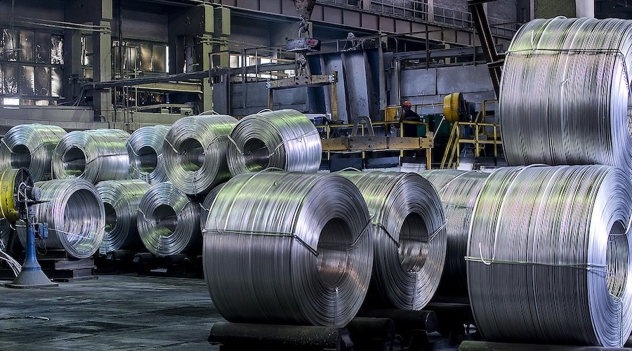 Rusal plans sales boost to plug China's aluminium deficit in 2022