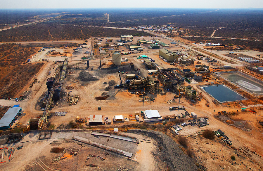 Botswana's Khoemacau copper mine aims to start production this month