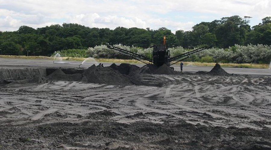 Scientists develop environmentally friendly method for recovering REE from coal fly ash