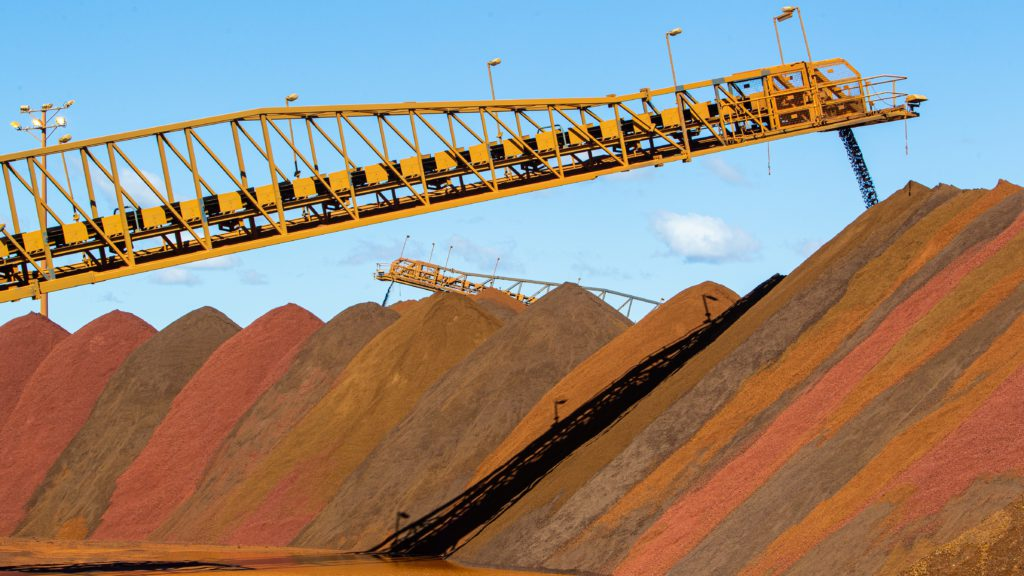 Bank of America cuts iron ore price forecasts