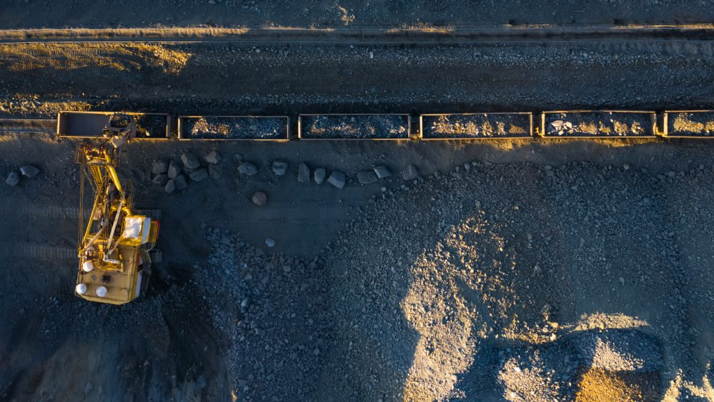 Iron ore price up amid signs of resilient demand in China