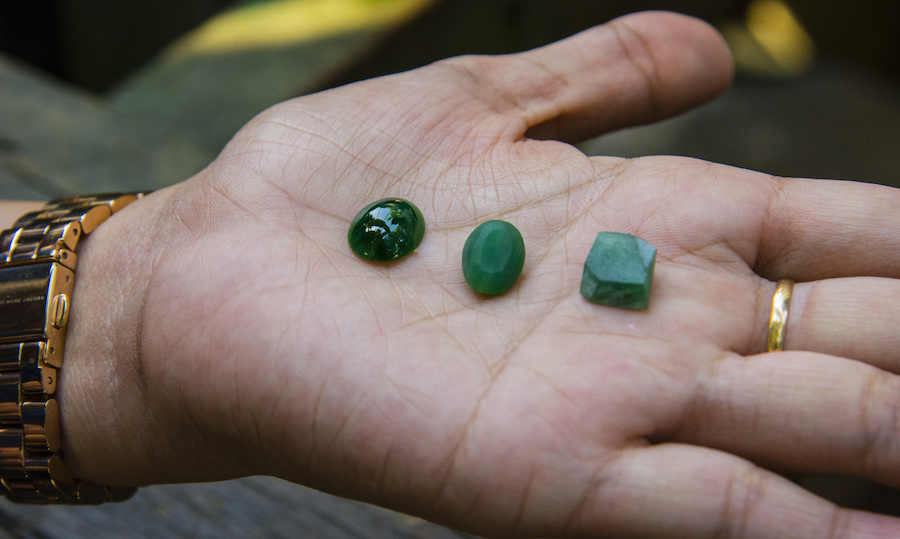 Myanmar army tightens grip on country's lucrative jade sector