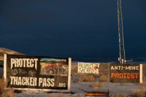 Native Americans ask court to block Lithium Americas mine