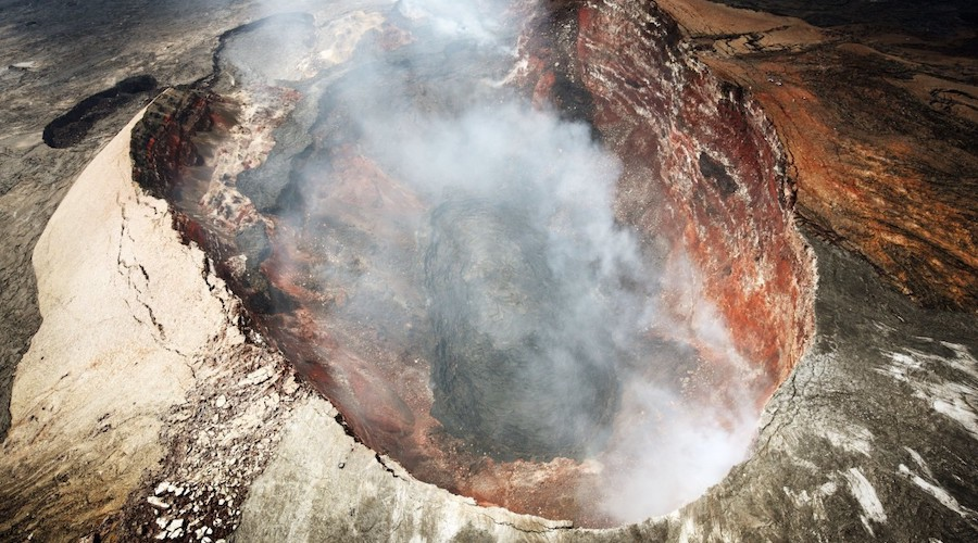 Mining brines from dormant volcanoes could provide the metals needed for a sustainable future