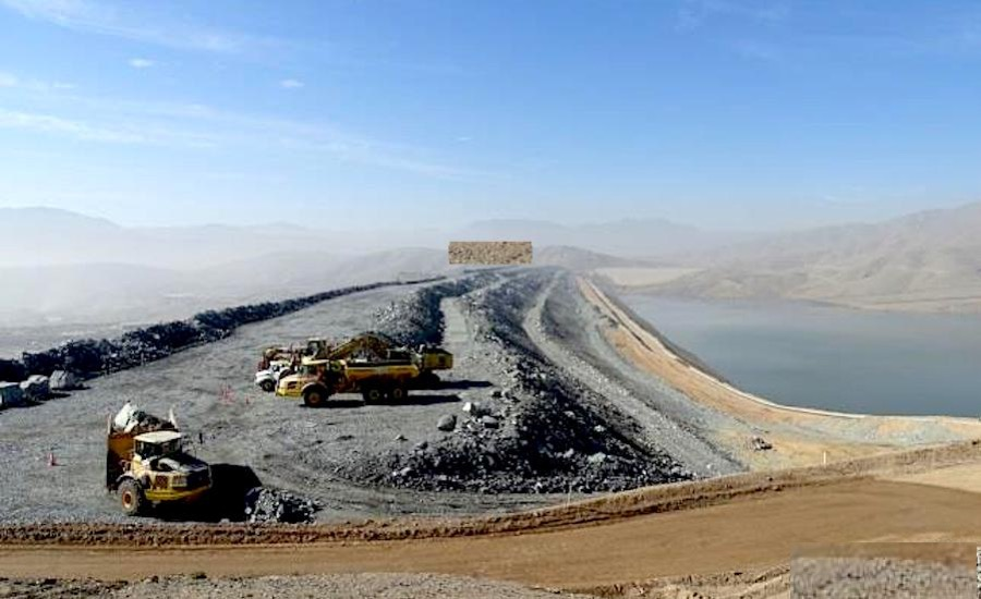 Chile environmental regulator files charges against Lundin's Candelaria mine