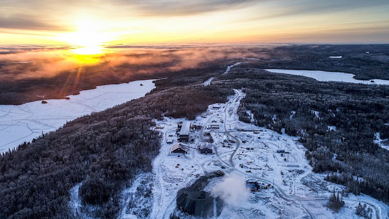 Harte Gold stock jumps on new discovery near Sugar Zone