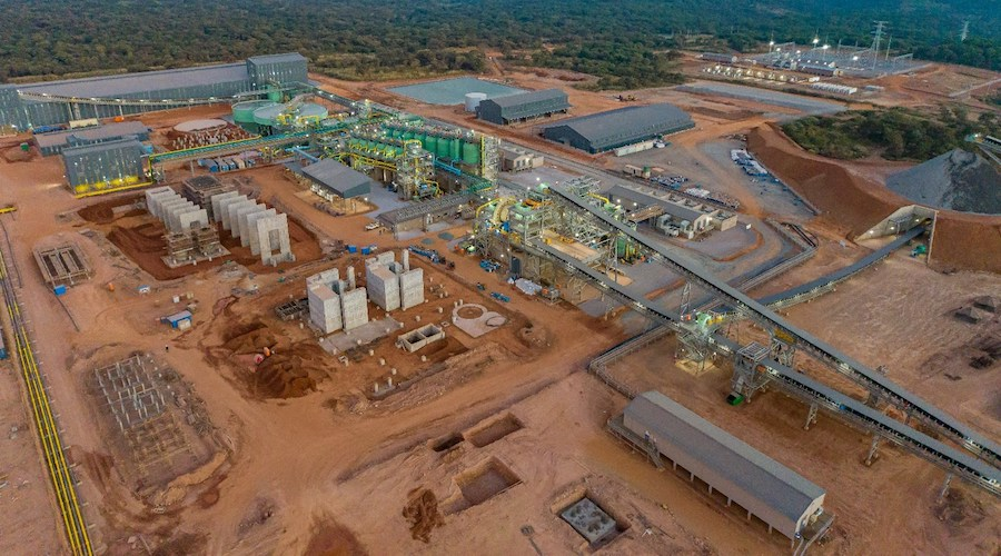 Ivanhoe's Kamoa-Kakula exports first copper concentrate
