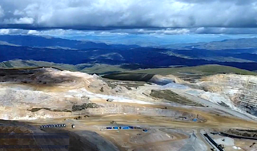 Newmont to decide on $2bn project in Peru by year-end