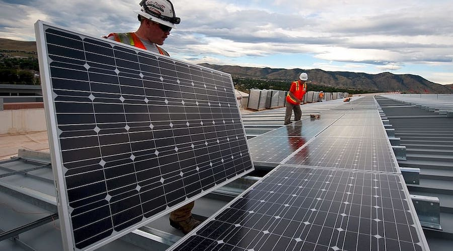 Aluminum, copper, zinc usage from solar energy sector expected to double by 2040 - report