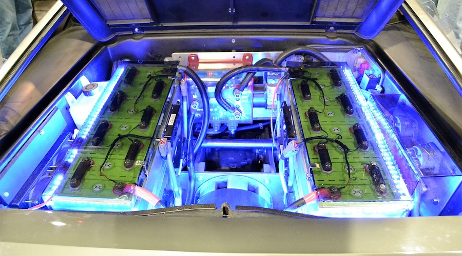 NEO Battery Materials' silicon nano-coating process being tested for applicability in EVs