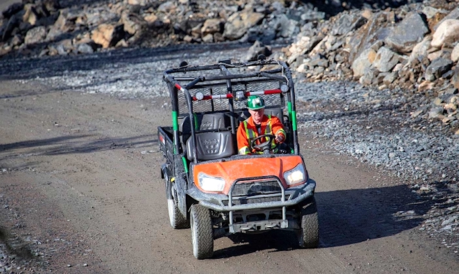 Commercial production begins at Canada's newest gold mine