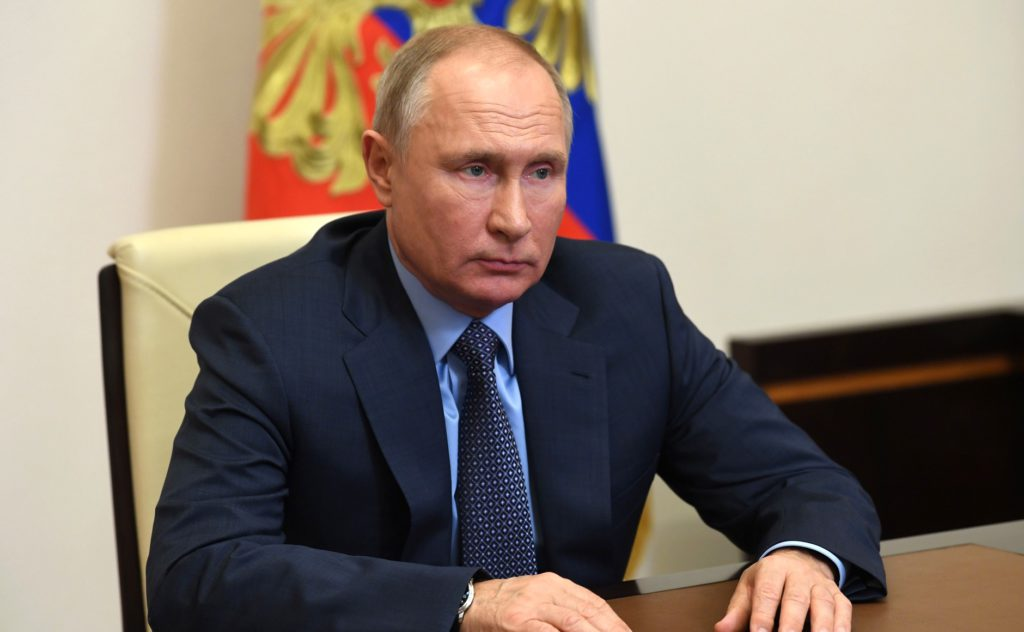 Russia to raise tax on metals producers in 2022 - Putin