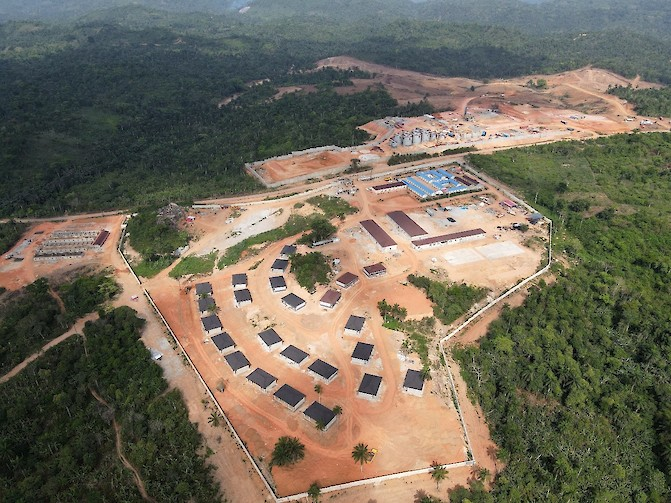 Thor Explorations hits Nigeria's first commercial gold output