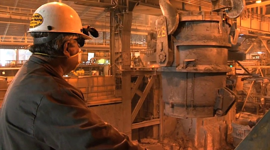 Anglo American, Salzgitter to jointly advance green steel