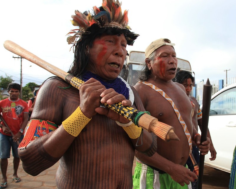 Vale drops prospects rights on indigenous lands in Brazil