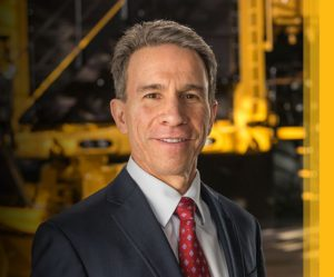 Caterpillar CEO says worker shortage adds to supply chain snags