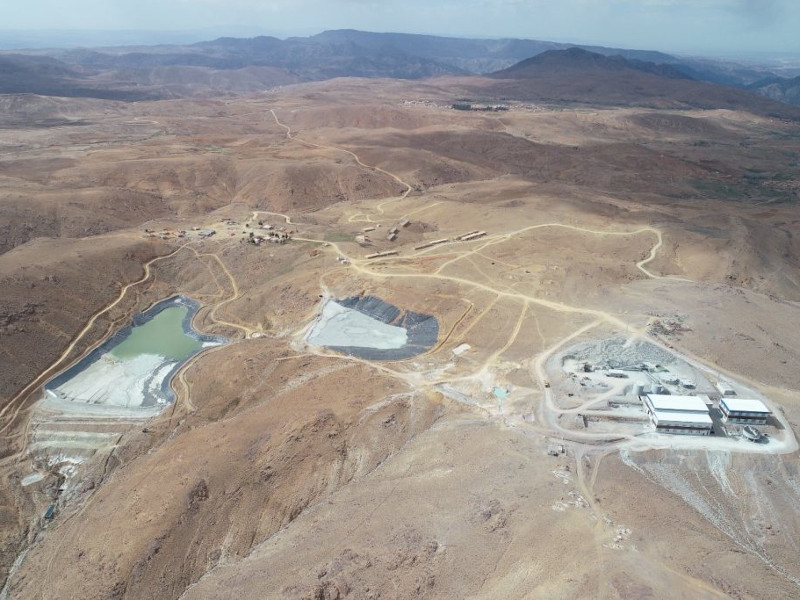 Aya raises $55.3m for Zgounder silver expansion in Morocco